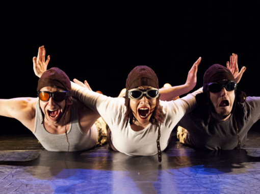 Page Series: PUSH Physical Theatre