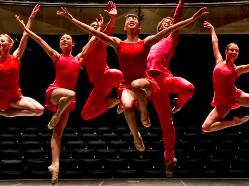 Ballet Memphis Master Class<br><br>Nov. 17