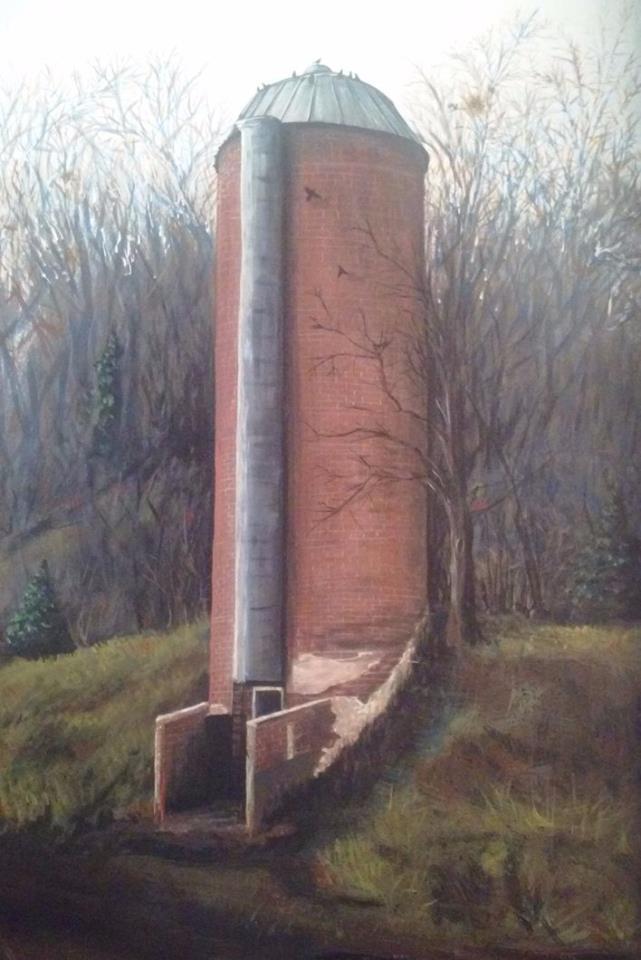 heidi red silo