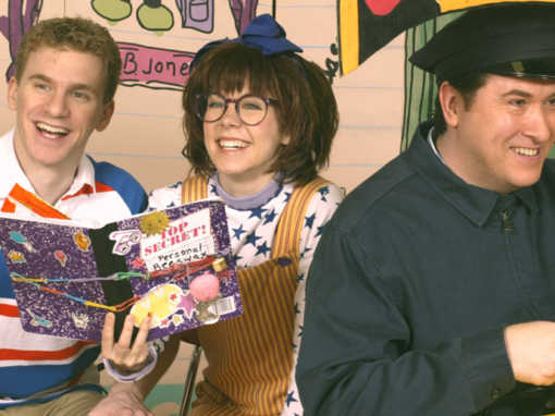 Gathering at the Library: Junie B. Jones Sept. 23