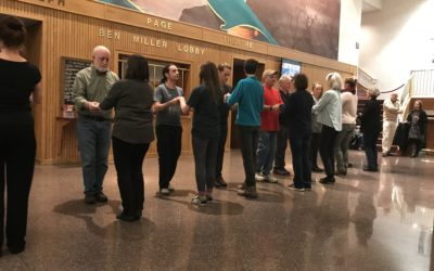 Saint Mary's Ballroom Dance Club offers free salsa lessons at Page Theatre