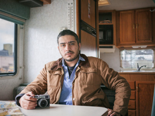 Fadi BouKaram: Lebanon, USA Artist Talk