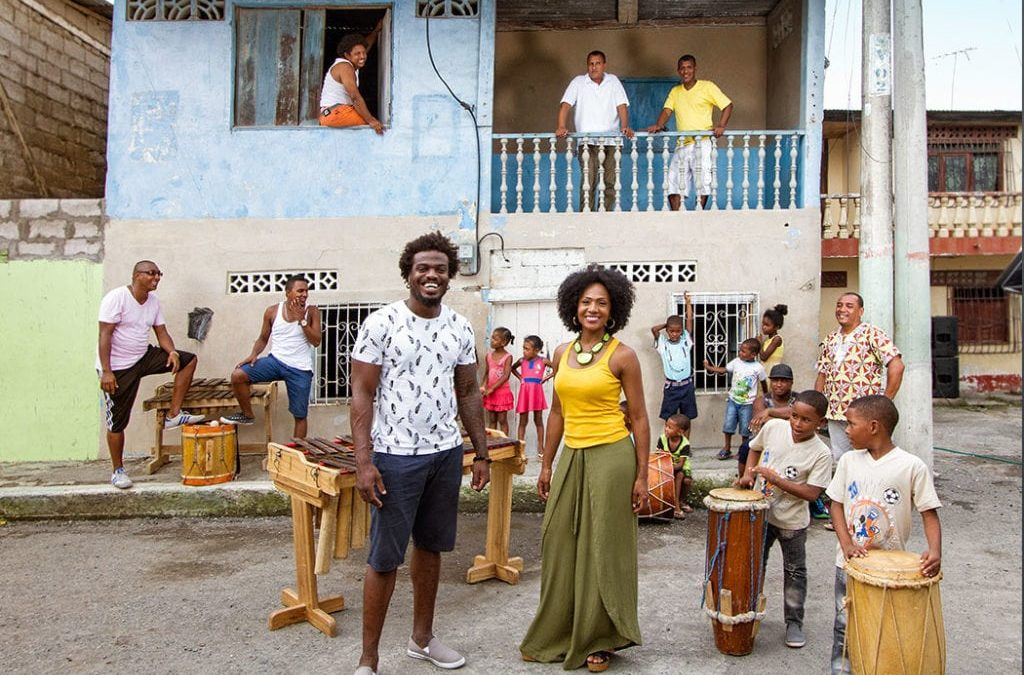Page Series presents marimba-infused music group Río Mira Sept. 20