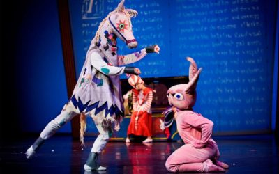 "Saint Mary's Page Theatre invites children to audition for ""The Velveteen Rabbit"""