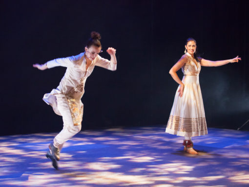 Leela Dance Collective<br>SPEAK Virtual Residency