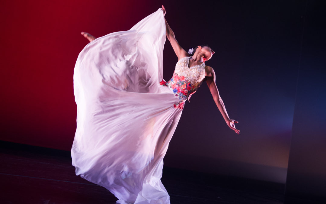 Page Series to present Latino dance company Ballet Hispánico Oct. 4