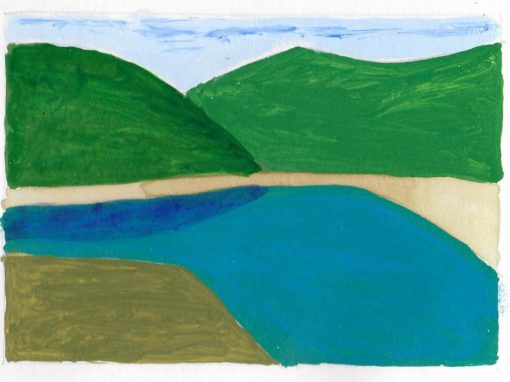 Patrick Grace: Selections from <i>100 Views of Trempealeau Mountain</i>