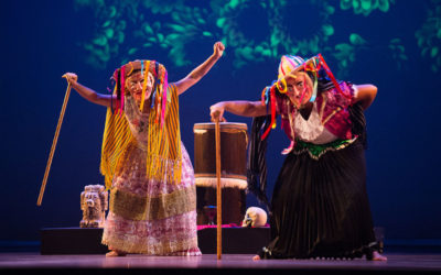 Celebrate Día de los Muertos with 'Sugar Skull!' at the Page Theatre