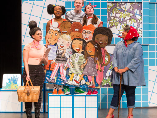 Gathering at the Library: Rosie Revere, Engineer and Friends