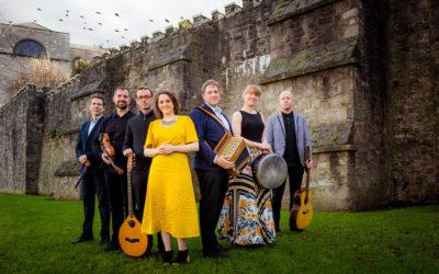 Page Series to present internationally acclaimed Irish ensemble Danú Feb. 27