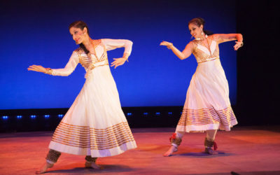 Page Series offers virtual residency with groundbreaking kathak and tap dancers